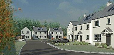 Hill Park, New homes Munlochy