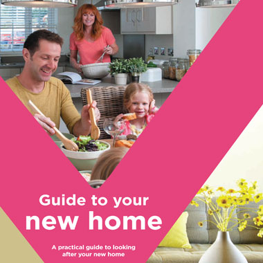 NHBC Guide to your new home