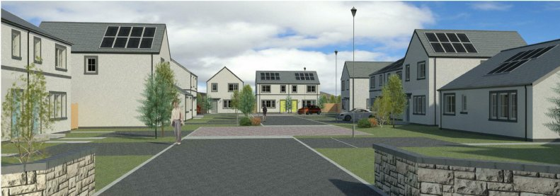 Whitehills View - New homes Alness